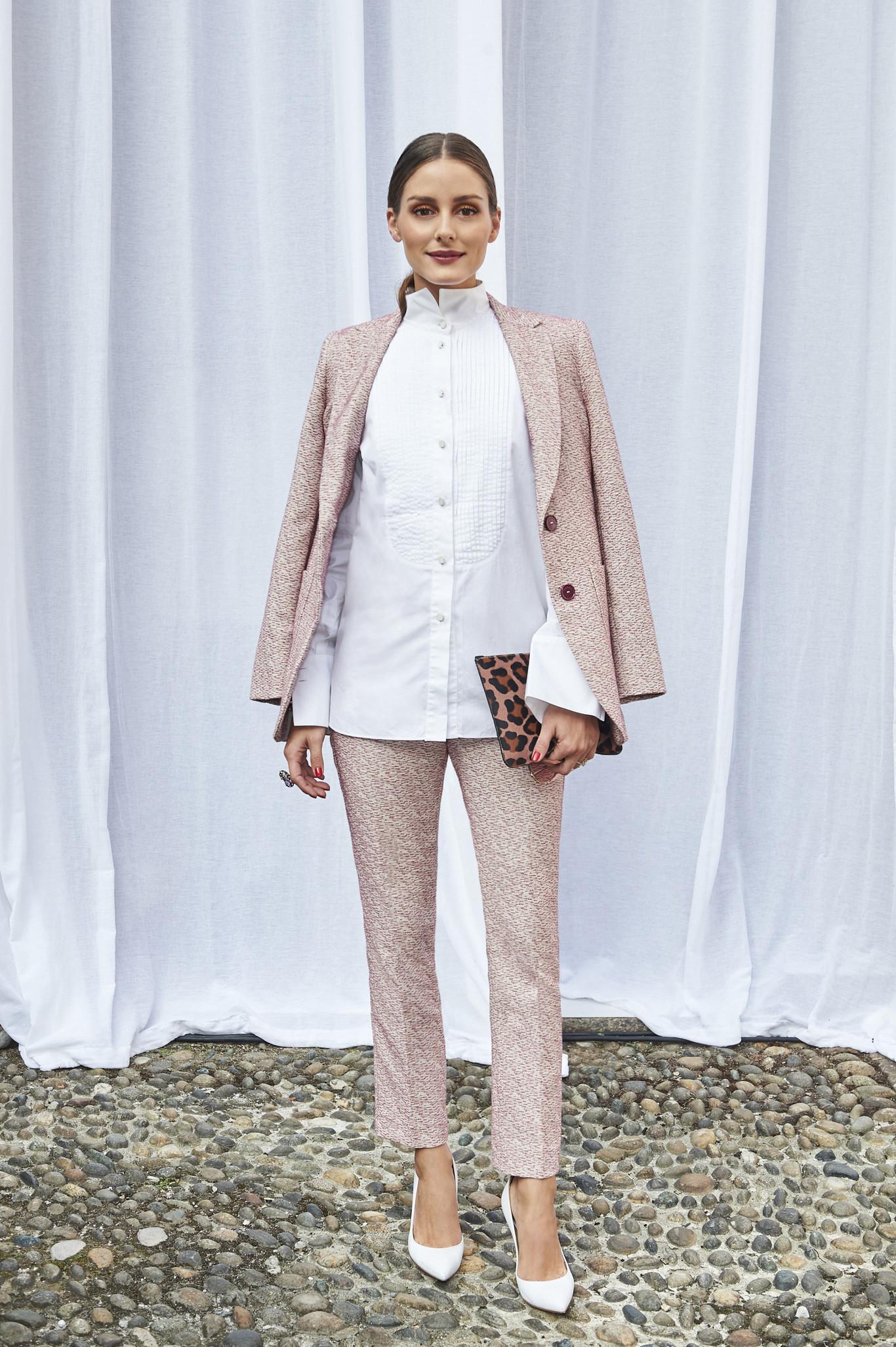Los looks de Olivia Palermo en la Semana de la Moda de Milán nos inspiran  para este otoño 5450cfcfea69
