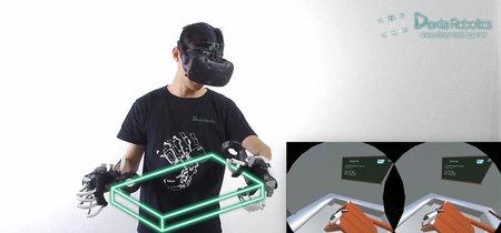 """Con estos guantes puedes 'tocar"""" proyecciones digitales"""