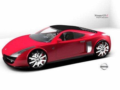 Nissan GT-Z, prototipo por Ángel Guerra