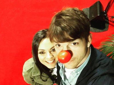 Mila Kunis y Ashton Kutcher ya tienen al segundo y Kourtney Kardashian y Scott Disick juntos de nuevo