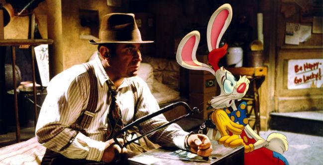 Quien engaño a Roger Rabbit 3