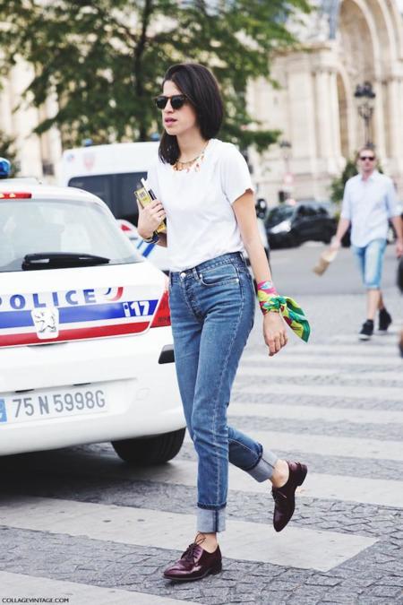 Leandra Medine se pasa a la moda normcore (¡palabra!)