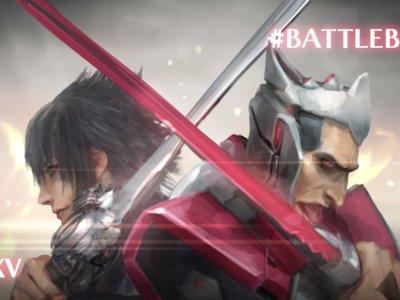 Battleborn y Final Fantasy XV, juntos y revueltos en un doble crossover artístico