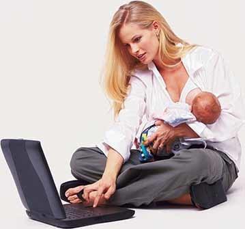 Más mamás blogueras