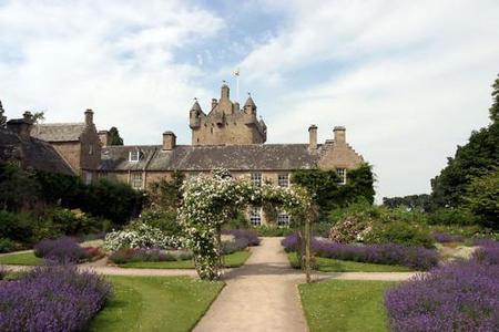 Cawdor Castle en Escocia