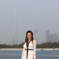 Adelya Bakhtiyarova Chanel crucero look
