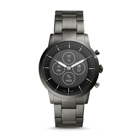 Fossil Convierte La Tecnologia En Elegancia Con Su Nueva Linea De Relojes Hibridos