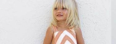 Zara, Mango, H&M y Primark tienen los 39 looks de niña y niño (de 0 a 5 años) más ideales para el verano