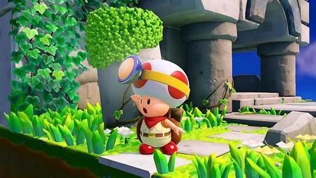 Captain Toad: Treasure Tracker muestra un nuevo tráiler en Japón