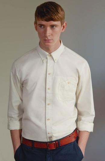 British Workwear, la colección de hombres para el Otoño-Invierno 2012/2013 de Fred Perry