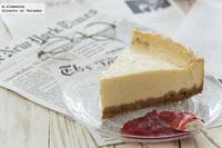 ¿Conoces el origen del cheesecake?