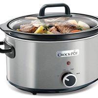 Oferta flash en la olla de cocción lenta Crock-Pot CSC025X: está rebajada a 34,95 euros con envío gratis en AliExpress