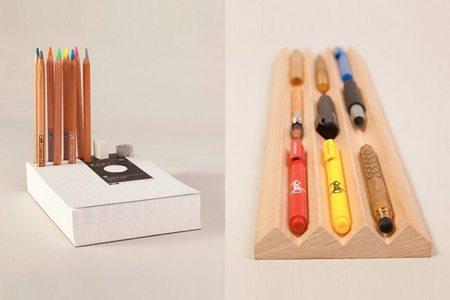 accesorios minimalistas escritorio - 2