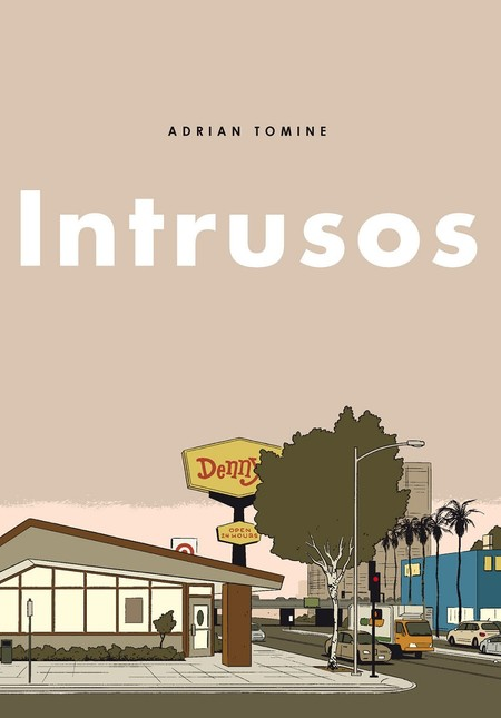 Adrian Tomine Intrusos