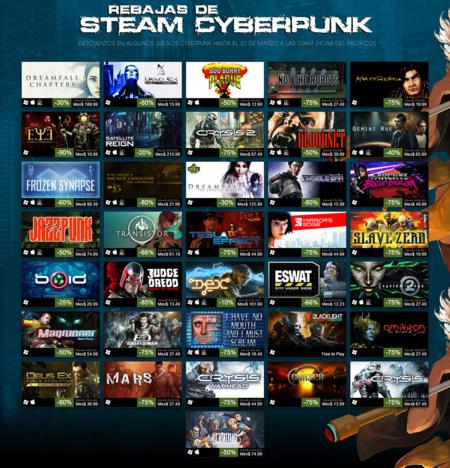 Te Gusta El Cyberpunk Si Es Asi Steam Tiene Varias Ofertas Que Te Agradaran 00