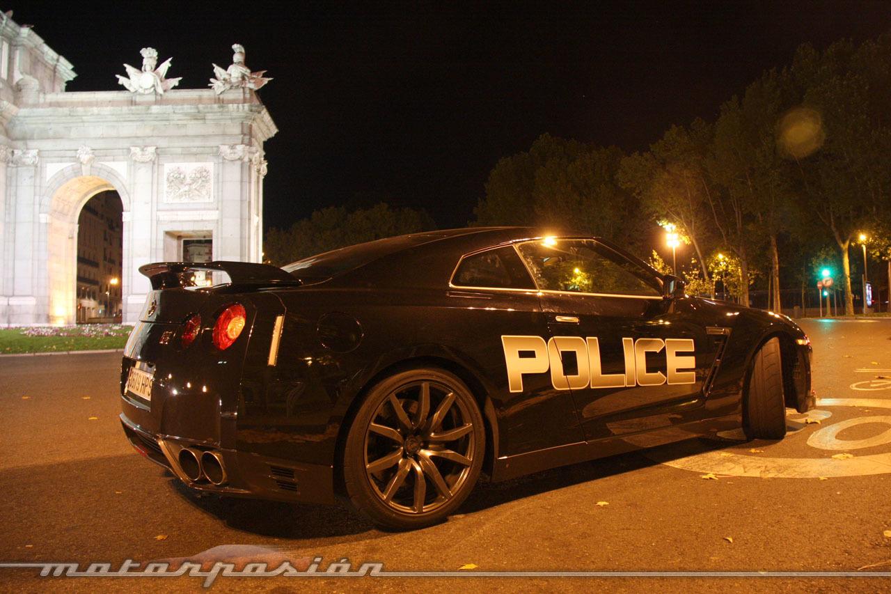 Foto de Nissan GT-R Police Edition (7/12)