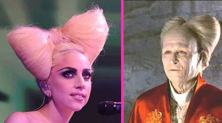 Separados al nacer: Lady Gaga Vs Drácula