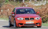 BMW Serie 1 M Coupé, prueba (equipamiento y seguridad)