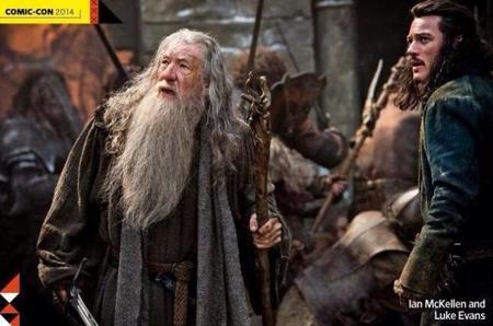 'El hobbit: La batalla de los cinco ejércitos', primera imagen del final de la trilogía