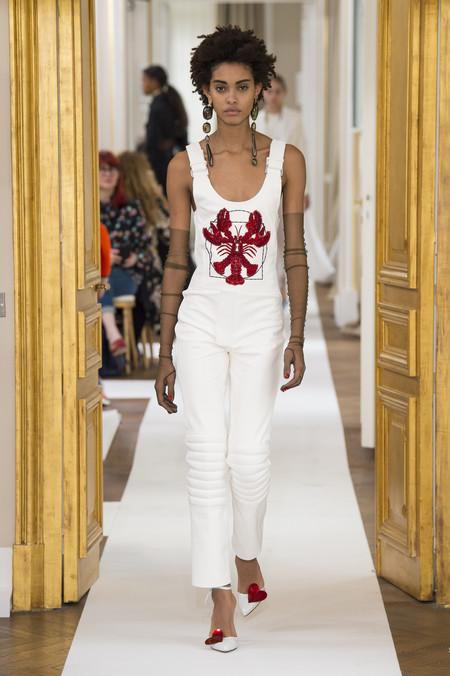 La alta costura toma una nueva dimensión gracias a Schiaparelli