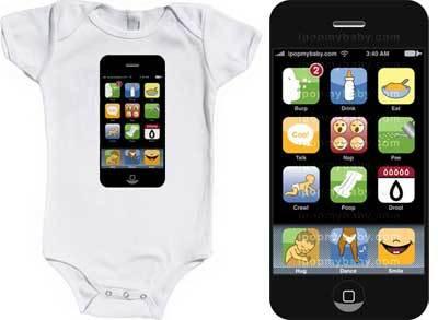 iPhoniza a tu bebé