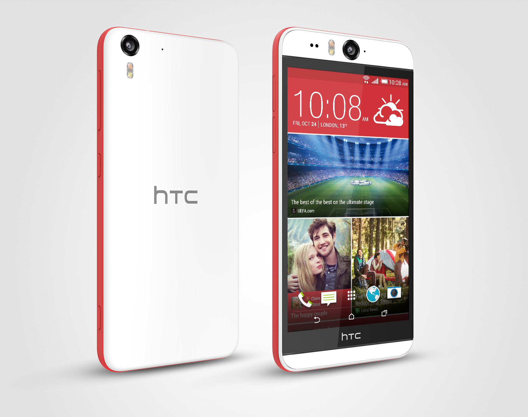 Foto de HTC Desire Eye, diseño (2/6)