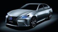 Lexus LF-Gh, más datos e imágenes oficiales