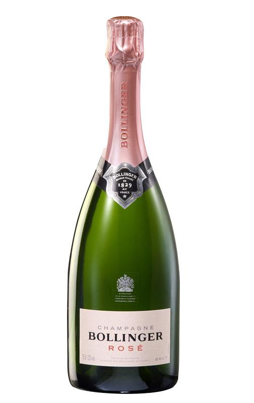 Bollinger Brut Rosé. AOP Champagne