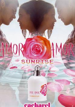 Amor Amor Sunrise, de Cacharel