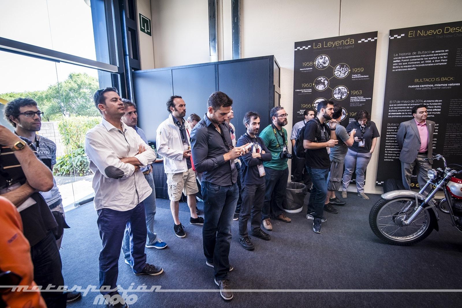 Foto de Bultaco Brinco, estuvimos en la presentación (1/30)