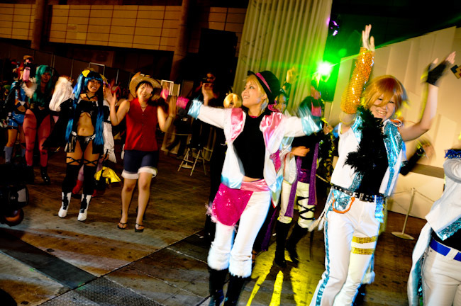 Foto de Cosplay TGS 2011 (103/130)