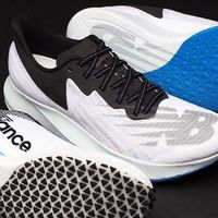 New Balance presenta sus nuevos modelos de zapatillas de running con placa de carbono: Fuel Cell TC y Fuel Cell RC Elite