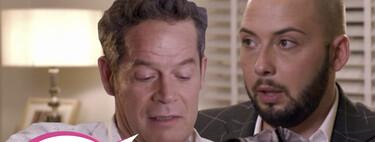 Tenso rifirrafe entre José Antonio Avilés y Jorge Sanz en 'Ven a Cenar Conmigo: Gourmet Edition' por la prensa del corazón