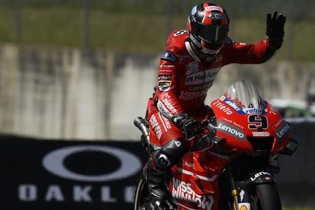 """Danilo Petrucci se despide de Ducati y aparta las Superbikes: """"Quiero seguir corriendo en MotoGP"""""""
