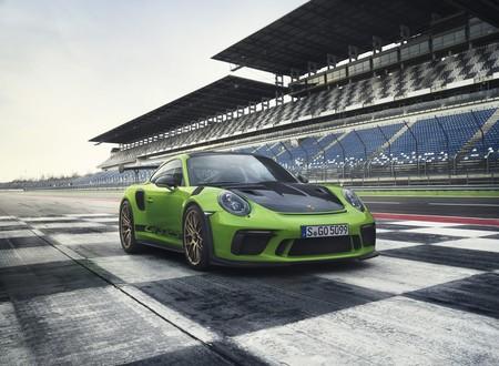 Porsche 911 Gt3 Rs 2019 2