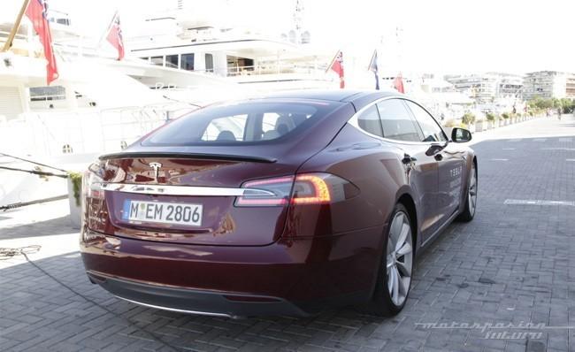 Tesla Model S prueba en Ibiza 08