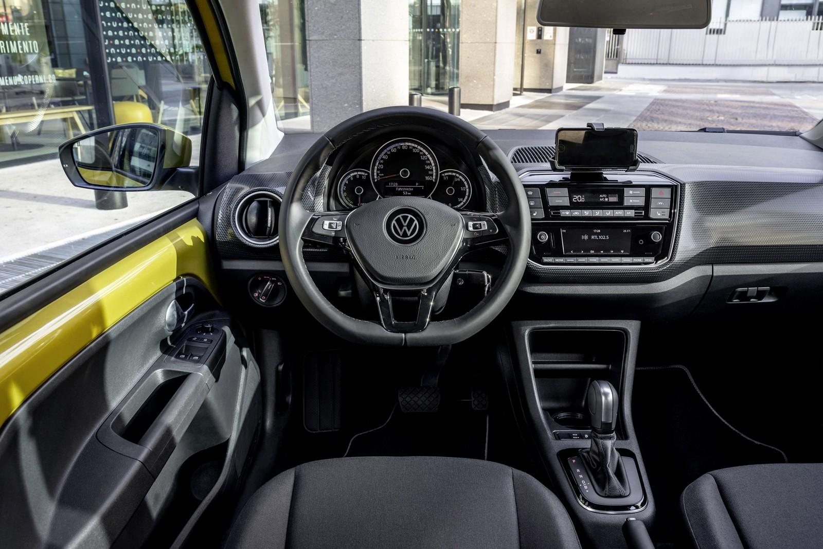 Foto de Volkswagen e-up! 2019 prueba contacto (23/33)