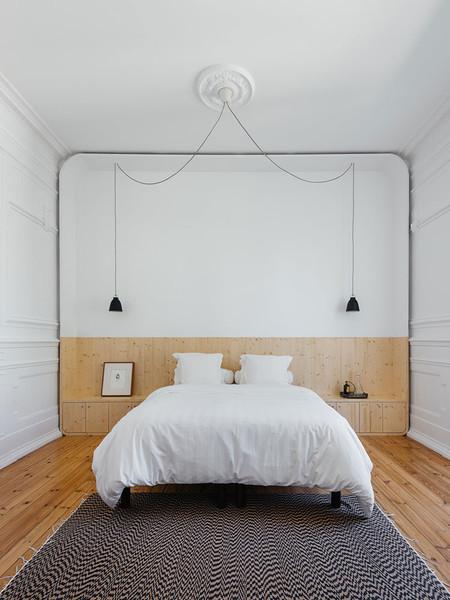 Dormitorio Tapete