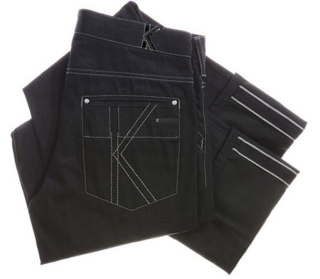 Enfúndate unos Silver Selvage Jeans, si puedes