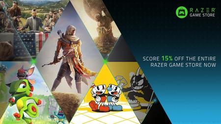 Razer lanza su propia tienda digital de juegos con un sistema de recompensas al estilo Club Nintendo