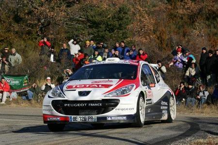 Bryan Bouffier sobrevive a la noche del Turini y gana en el centenario del Rally de Montecarlo