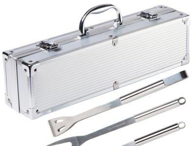 Pack de utensilios para barbacoa con un 24% de descuento