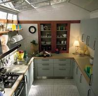 Claves para decorar apartamentos pequeños (IX): Cocina