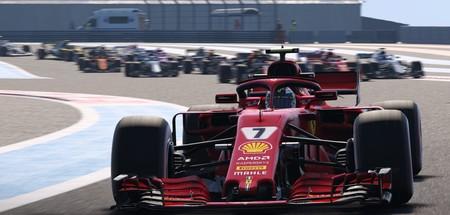 Conviértete en Campeón del Mundo de Fórmula 1 con el videojuego F1 2018