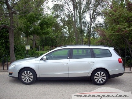 Volkswagen Passat Variant Bluemotion, prueba (parte 3)