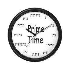 Reloj horas con multiplicaciones