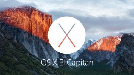 OS X El Capitán, una actualización centrada en el rendimiento