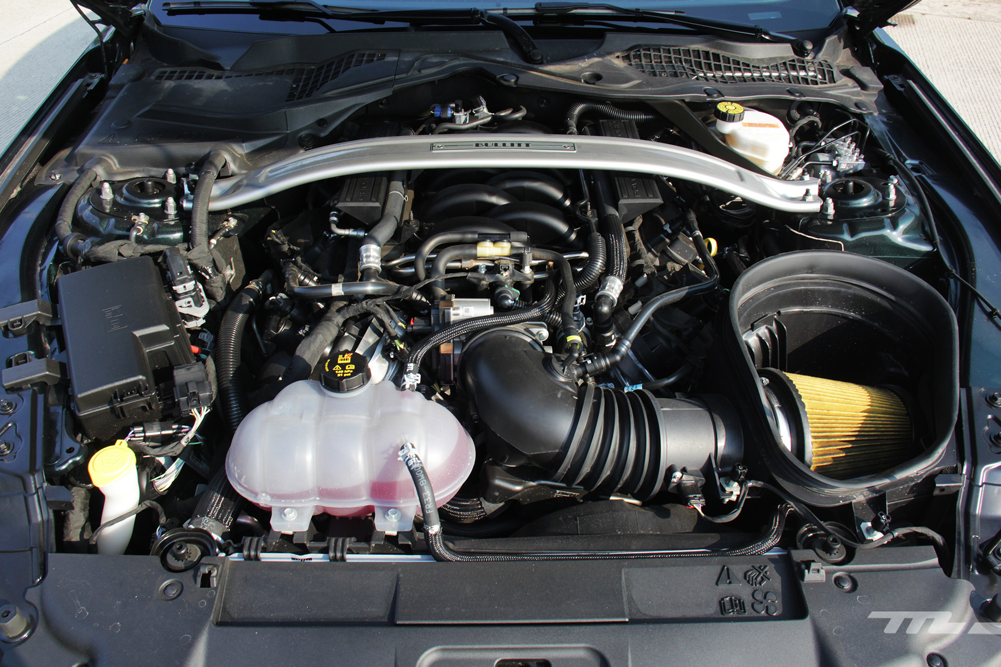 Foto de Ford Mustang Bullitt (13/30)
