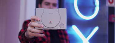 PlayStation Classic, primeras impresiones: un pequeño martillo que golpea fuerte con más de 20 años de nostalgia