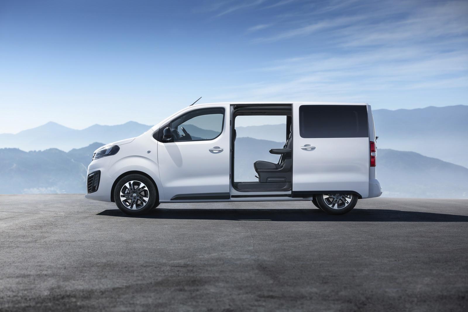 Foto de Opel Zafira Life 2019 (10/14)